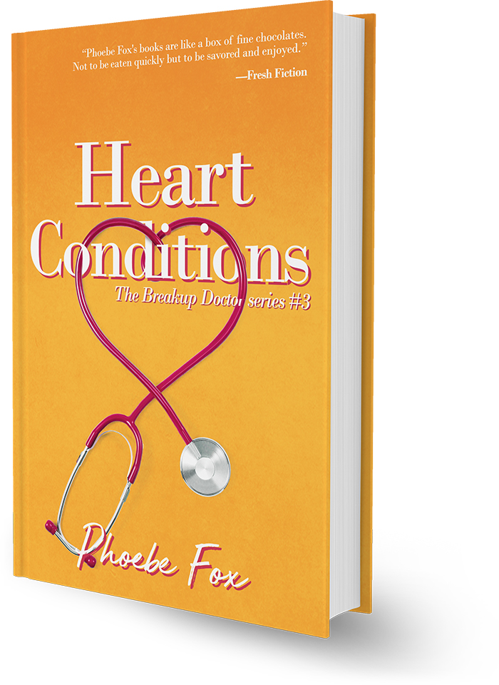 Heart Conditions (Breakup Doctor series #3) by Phoebe Fox