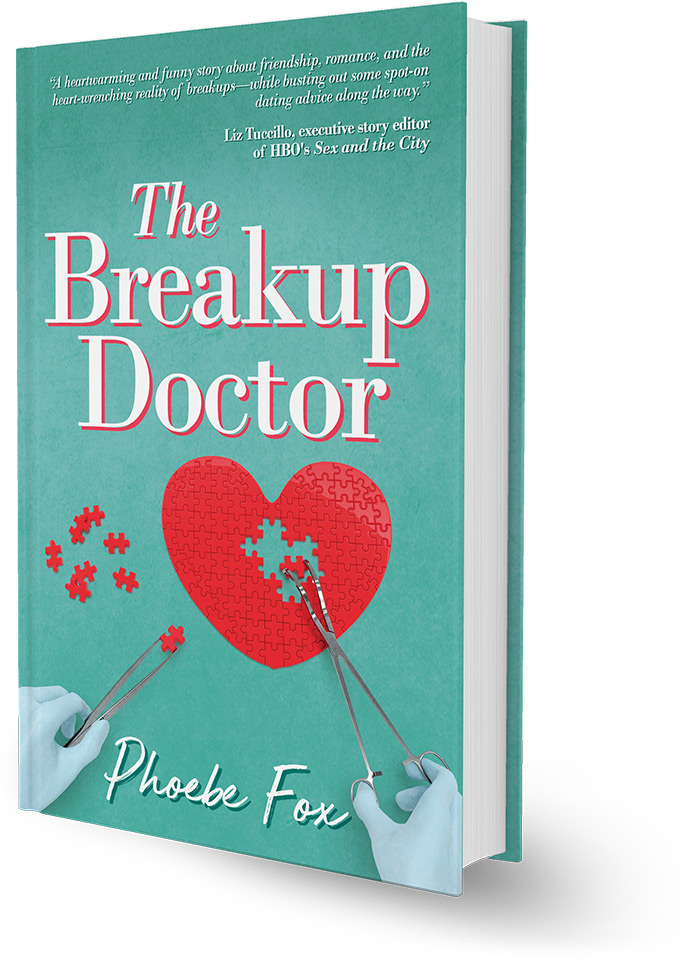The breakup Doctor by Phoebe Fox