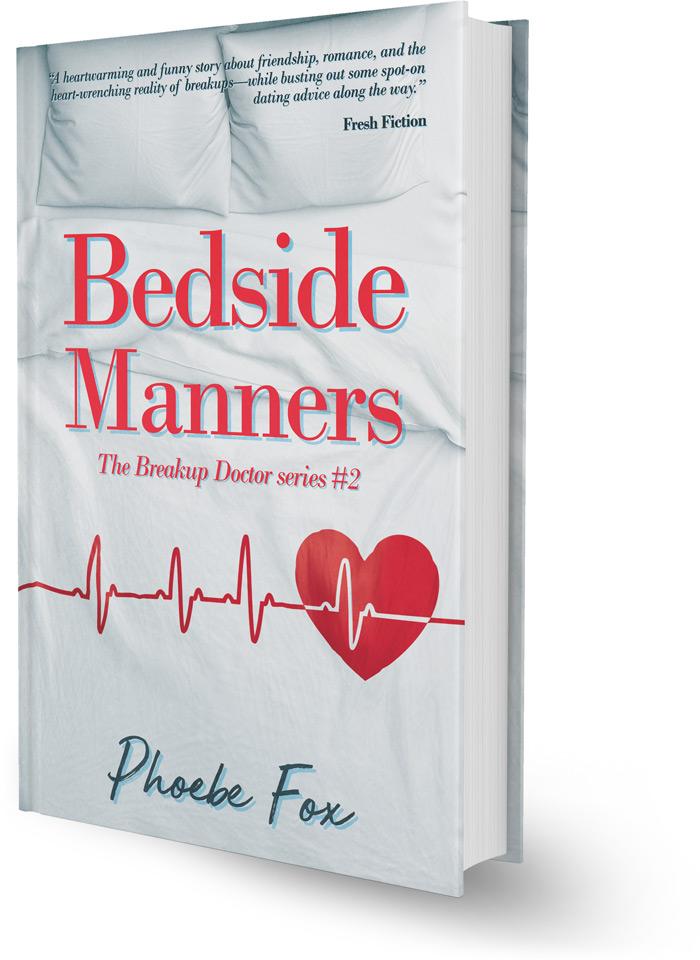 Bedside Manners (Breakup Doctor series #2) by Phoebe Fox